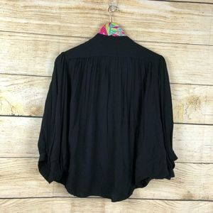 Anthropologie Tops - Anthropologie Maeve Batwing blouse size S // U23